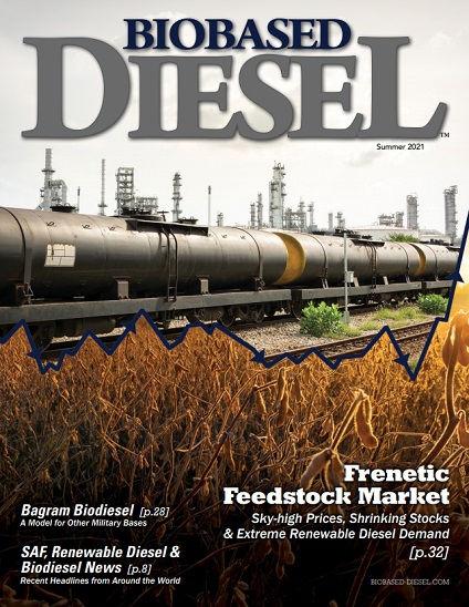 Biobased Diesel Print Issue - Summer 2021
