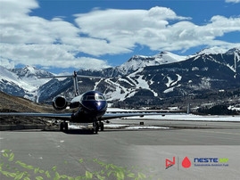 Avfuel-branded Telluride Regional Airport introduces SAF to Colorado