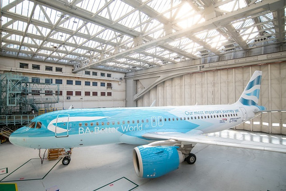 British Airways, BP collaborate to source sustainable aviation fuel during COP26 summit