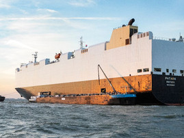 Volkswagen selects GoodFuels to run car transport operations on marine biofuel