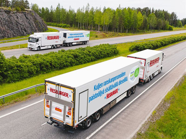 New Hesburger, Neste collaboration takes circular-economy approach