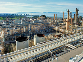 Phillips 66 begins renewable diesel production at San Francisco Refinery