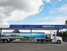 Neste's branded renewable diesel receives Top Tier certification