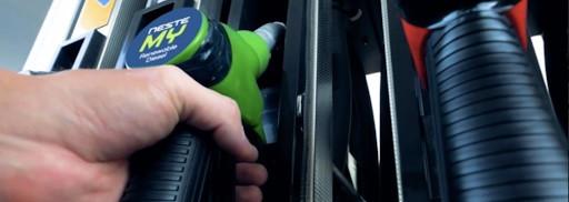 Renewable diesel pump, HVO, biobased diesel