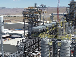 Fulcrum BioEnergy completes construction of Sierra BioFuels plant in Nevada