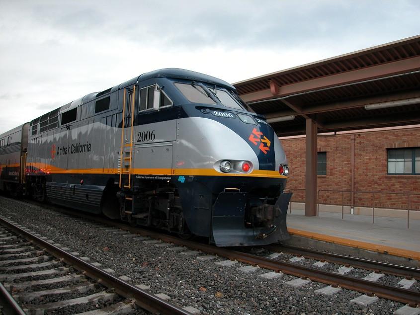 diesel train, biobased diesel