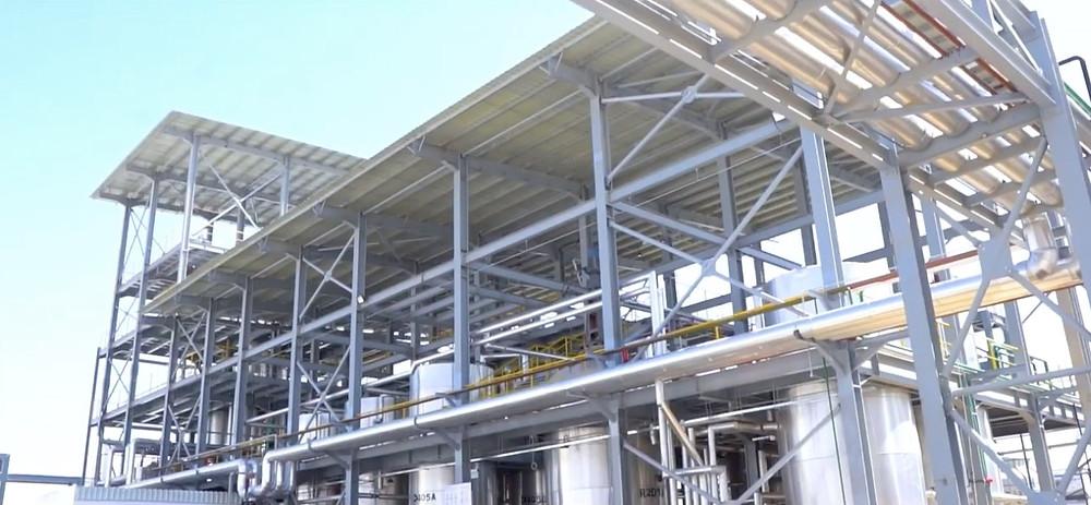new biodiesel plant dubai