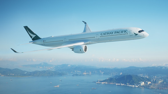 Cathay Pacific commits to 10% SAF of total fuel consumption by 2030