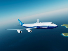 Boeing commits to deliver commercial airplanes ready to fly on 100 percent SAF by 2030