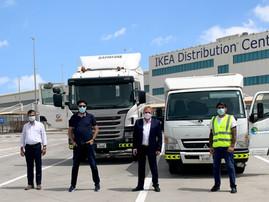 IKEA UAE uses Neutral Fuels biodiesel to help slash carbon emissions