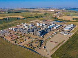 Marathon announces wind energy agreement for Dickinson renewable diesel facility
