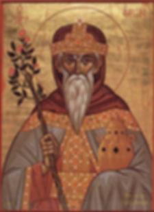 Le Grand-Prêtre Aaron et son bâton fleuri