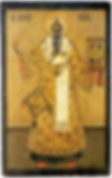St Alexis,Métropolite de Moscou