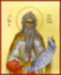Le prophète Zacharie