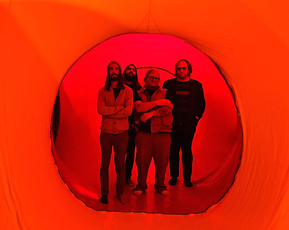 Psychedelephants Orange 1