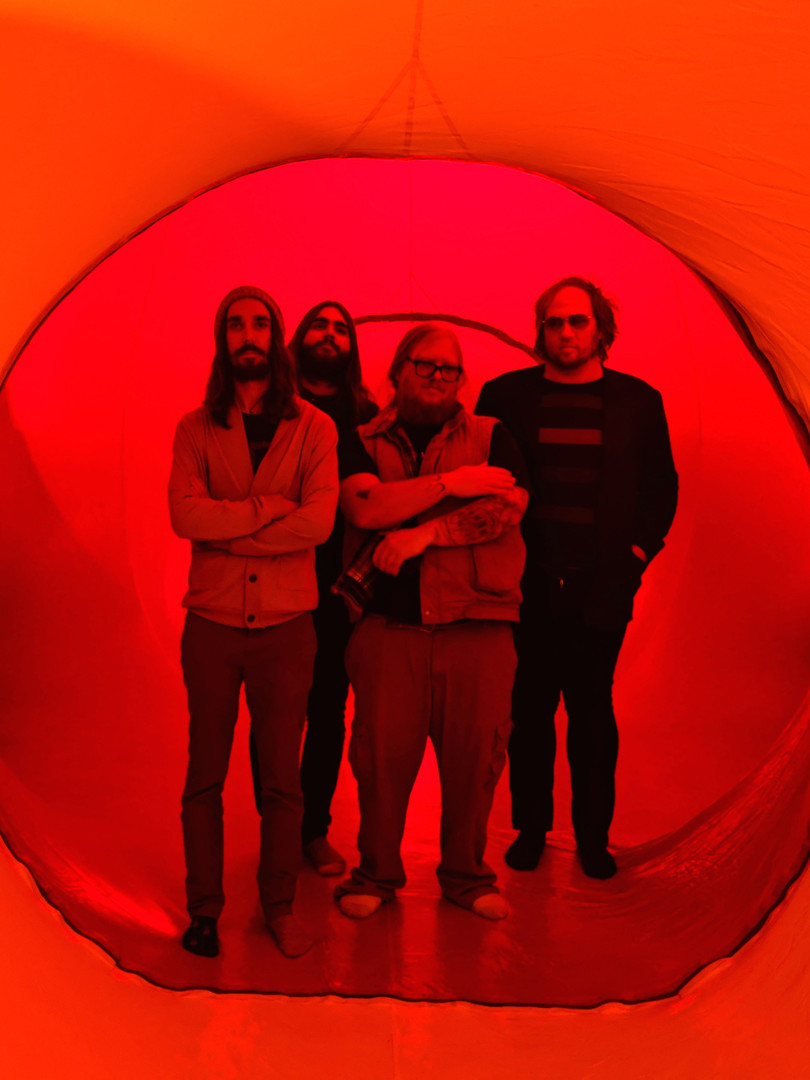 Psychedelephants Orange 1