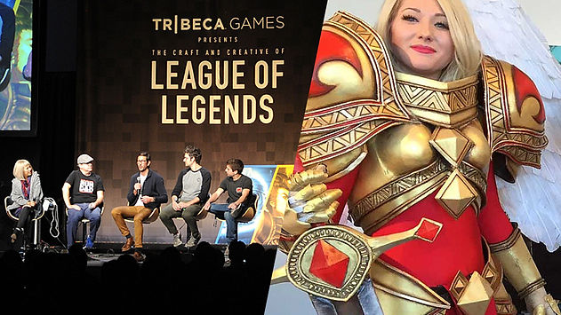 Tribeca Games eSports (Power Play)