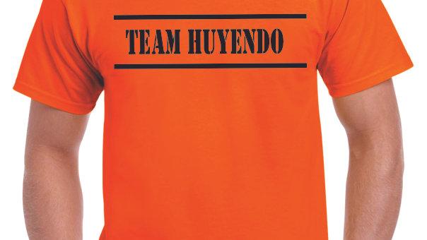 TEAM HUYENDO