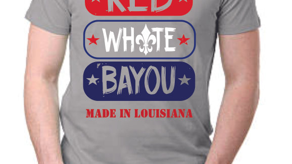 Red White & Bayou