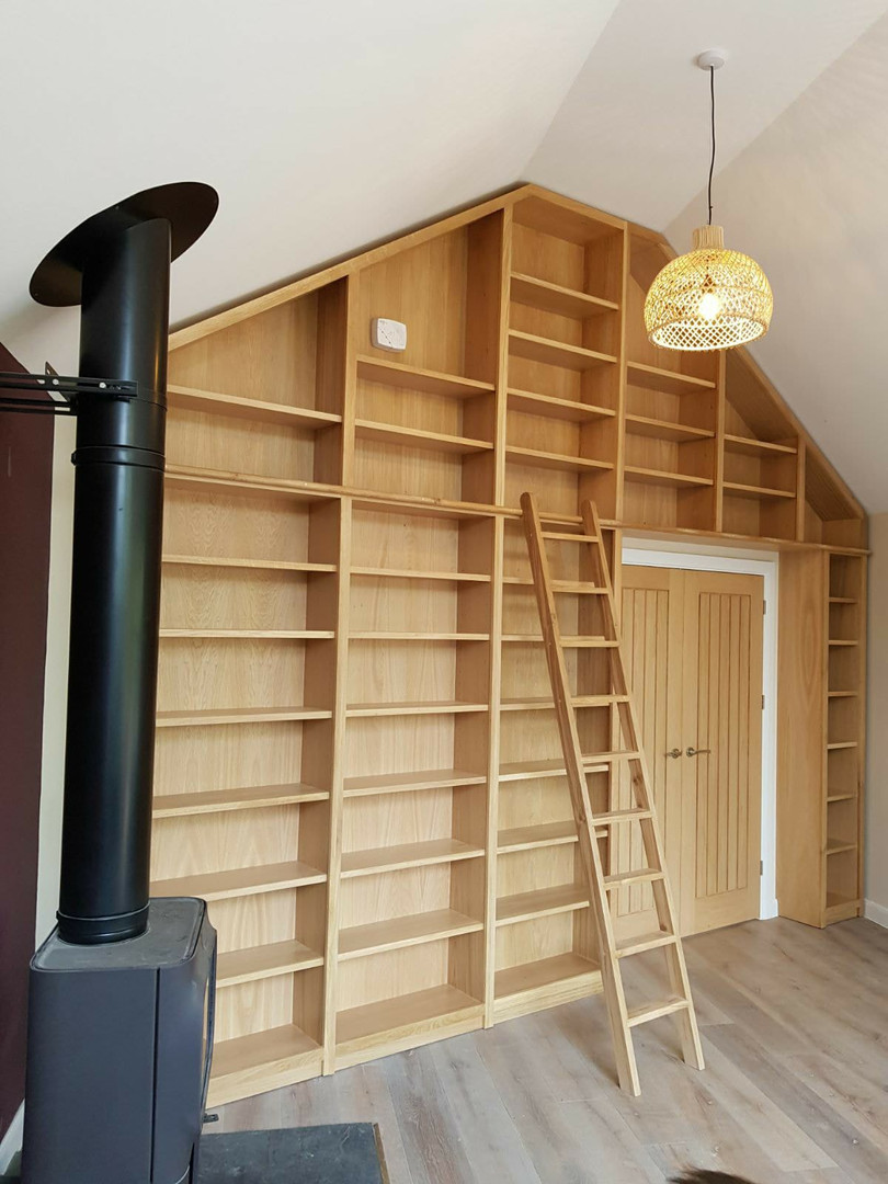 Bespoke purpose built joinery