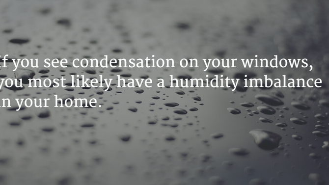 Why is the Humidity in your home important to your health?