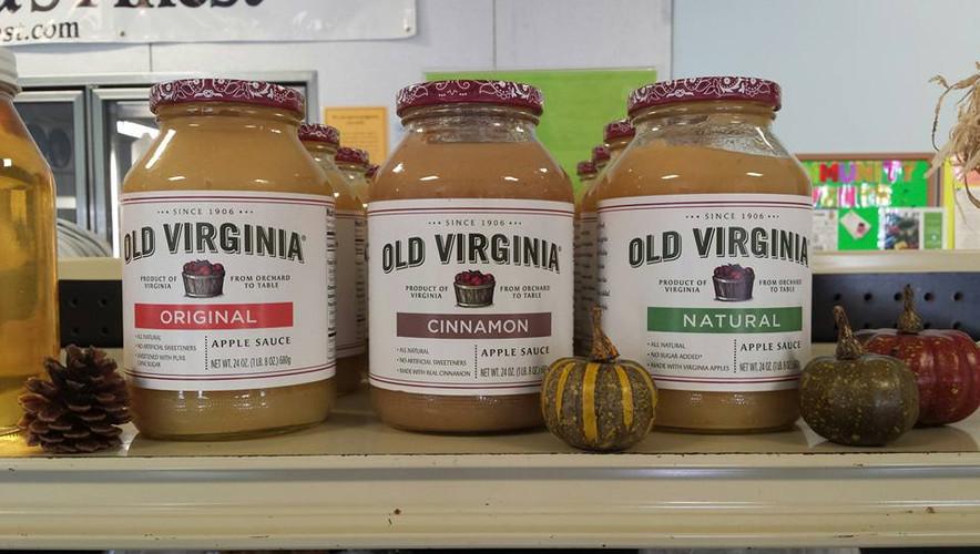 Old Virginia Applesauce
