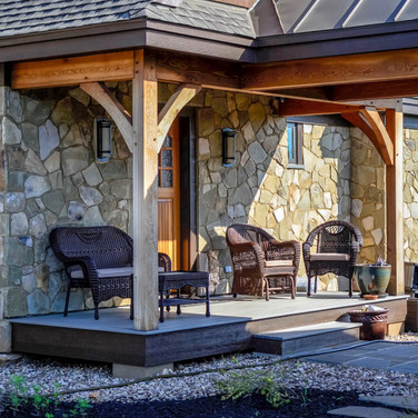 Smith and Robertson porch