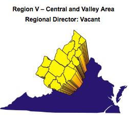 ESA regions