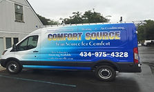 Comfort Source Van