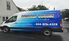 Comfort Source Van