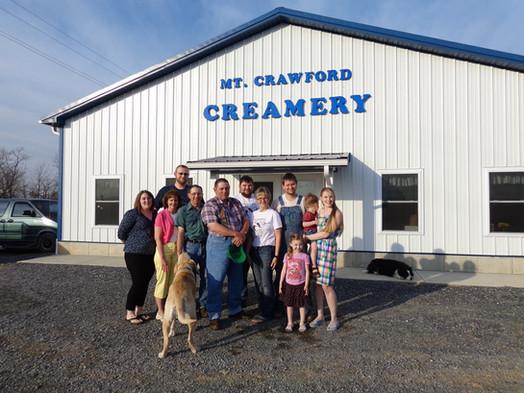 Mt. Crawford Creamery