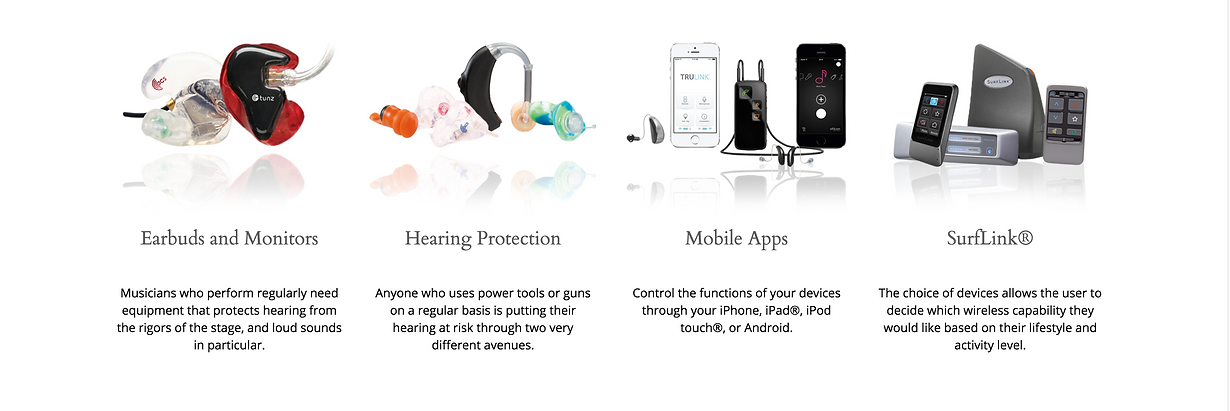 Hearing aid accessories in virginia
