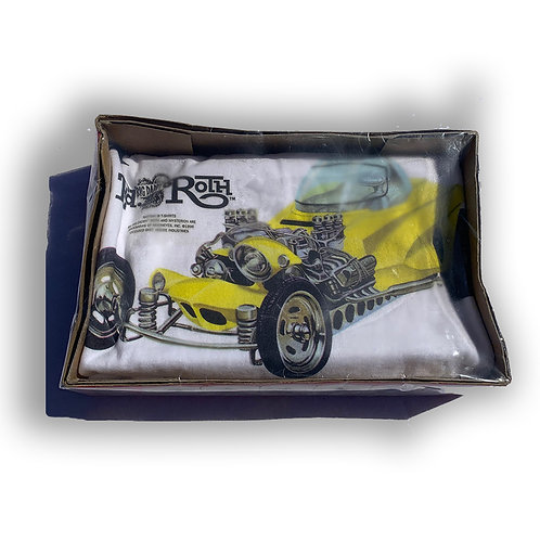 Tshirt Rat Fink Ed Roth RatFink Mysterion Limited Edition MOONEYES