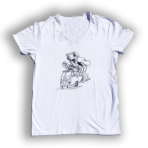 Tshirt Passion Garage Gastone Joe Capobianco Design