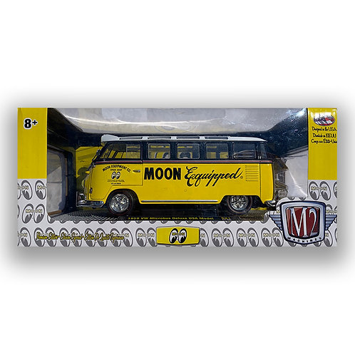MoonEyes M2 Machine Microbus Deluxe Limited Edition