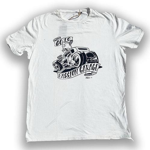 Tshirt Passion Garage Darren McKeag Design Hot Rod