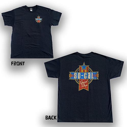 Tshirt Socal Speed Shop embleme