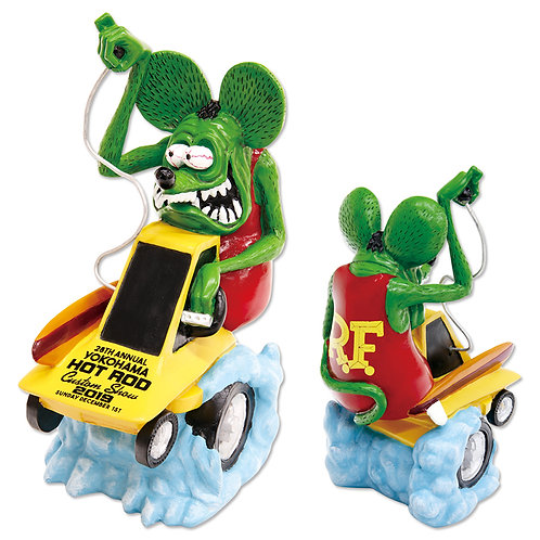 RAT FINK EVENT LIMITED EDITION RATFINK SURFITE YOKOHAMA HOT ROD CUSTOM SHOW
