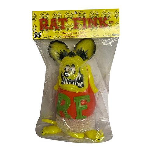 Rat Fink Soft Vinyl Doll RATFINK MONNEYES