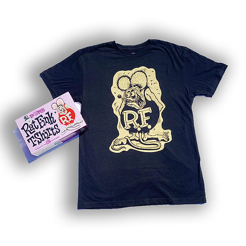 Tshirt Rat Fink Ed Roth Big Daddy RatFink MOONEYES