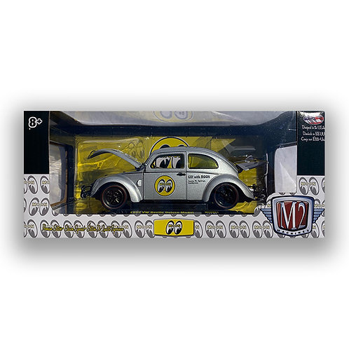 MoonEyes M2 Machine Beetle Deluxe Limited Edition Steel Finish Yellow Windo