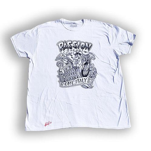 Tshirt Passion Garage Edition Darren McKeag Indian Larry Ratfink Rat Fink