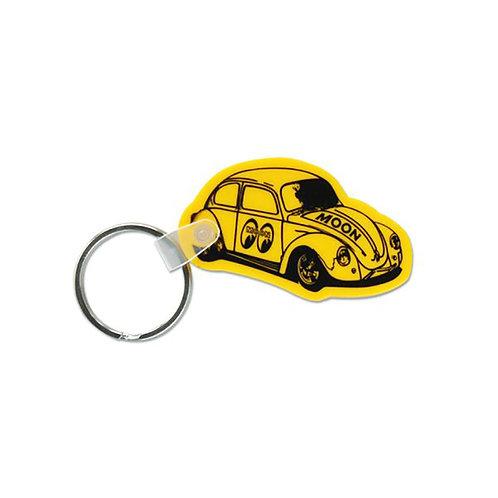 MOONEYES VW BEETLE KEY CHAIN KEY RING