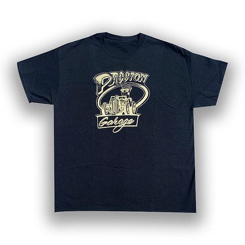 Tshirt Passion Garage Darren McKeag Design Chopper Pinstriping