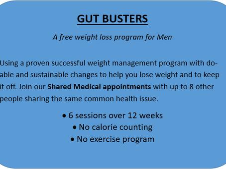Men's Gut Busters
