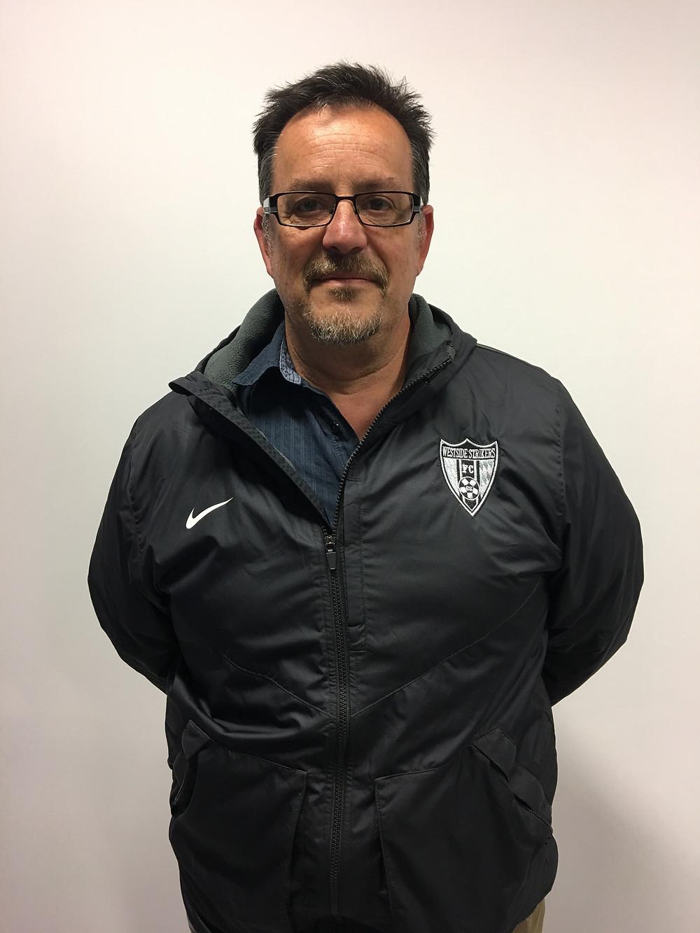 Sam Raniolo - Club President