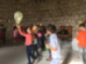 Anniversaire enfant au Colombier de Hanches