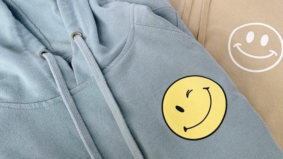 Have You Loved You Today? Slate Blue Lightweight Hoodie