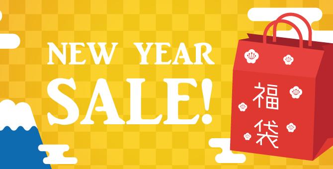 COLORS HAPPY NEW YEAR                   新年1/3よりセール!