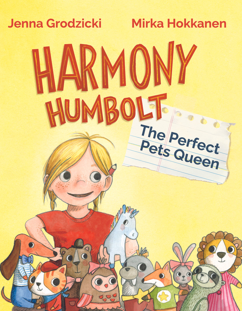 Harmony Humbolt - The Perfect Pets Queen